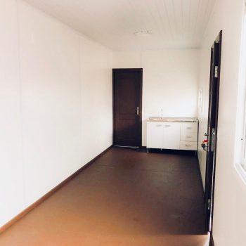 Contenedor Casa Kitchenette - Contenedor 40 / 1 Dormitorio