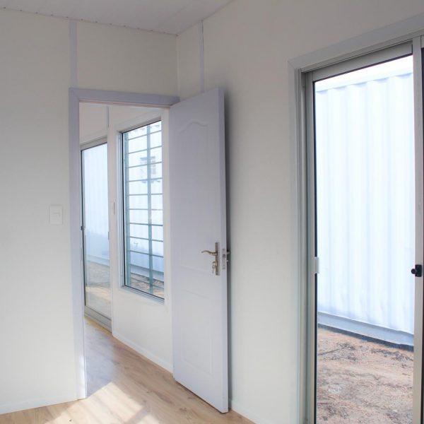 Contenedor Casa Interior - Contenedor 40 / 2 Dormitorios