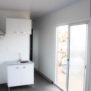 Contenedor Interior Cocina - Contenedor 40 / 2 Dormitorios