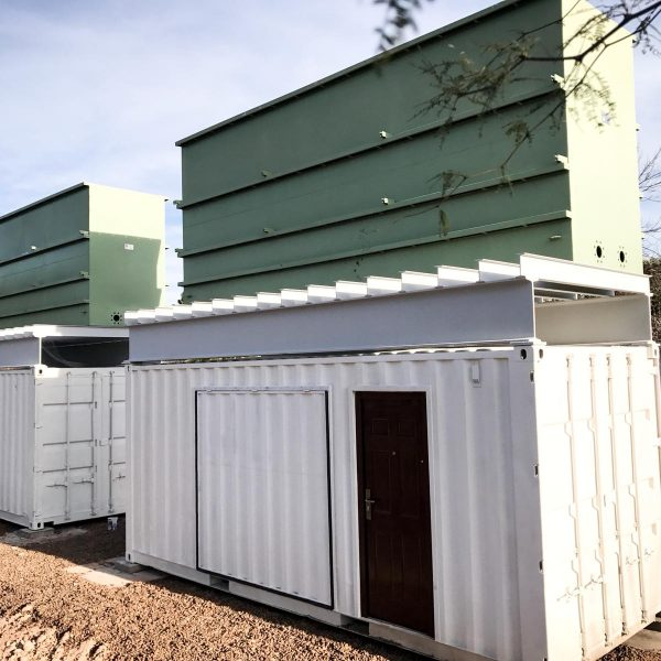 Proyecto contenedor a medida